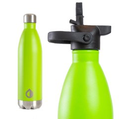 Botella 750 ml Reutilizable Térmica Pura Vita Avocado Green
