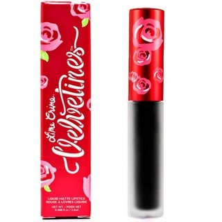 Labial Mate Velvetine Lime Crime (Black Velvet)