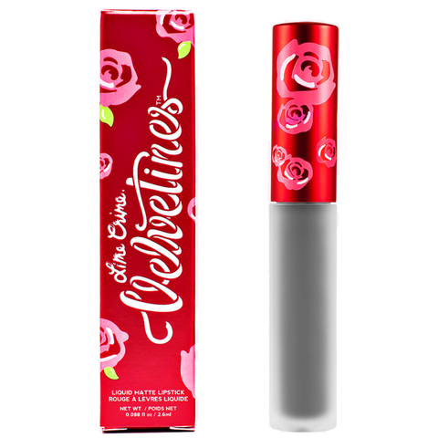 Labial Mate Velvetine Lime Crime (Cement)