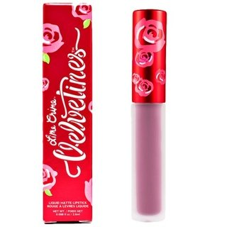 Labial Mate Velvetine Lime Crime (Faded)