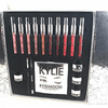 Set De Maquillaje Kylie Birthday Edition Silver en internet