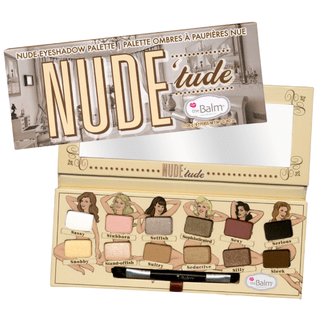 Set de Sombras The Balm - Nude Tude en internet