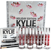 Set De Maquillaje Kylie Birthday Edition Silver