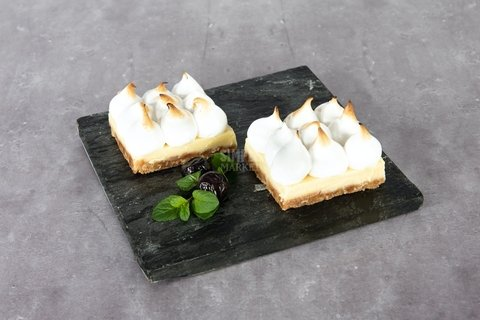 Mini Postre Lemon Pie