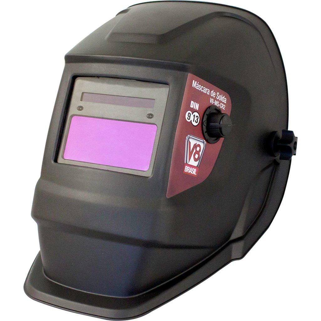 Máscara de Solda CR2 COm Regulagem Automática - V8 075a58e936