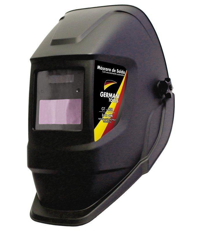 Máscara de Solda GT-MSR sem Regulagem Automática - German Tools 3f0ea5c8c1