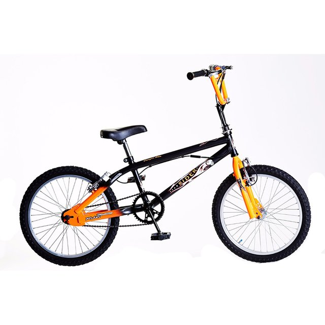 adefbe673 Bicicleta Danger 900 Cromada R 20 free style con rotor
