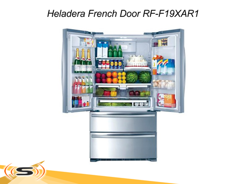 Heladera French Door RF-F19XAR1