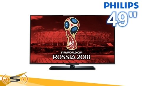 TV Philips 49