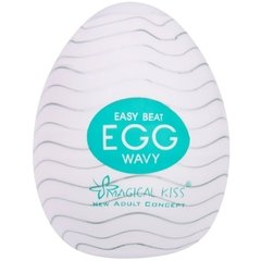 MASTURBADOR EGG WAVY EASY ONE CAP MAGICAL KISS