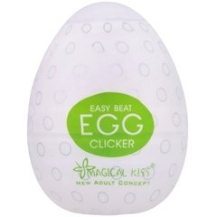 MASTURBADOR EGG CLICKER EASY ONE CAP MAGICAL KISS