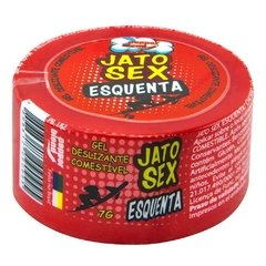 JATO SEX ESQUENTA EXCITANTE GEL 7G PEPPER BLEND