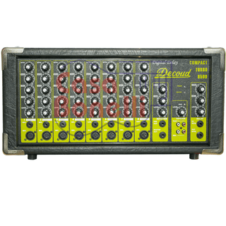 Mixer Potenciado Decoud Compact Turbo 9500 500 Watts