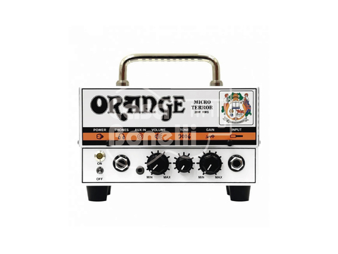 MICRO TERROR HEAD Orange Amplificador Cabezal para Guitarra