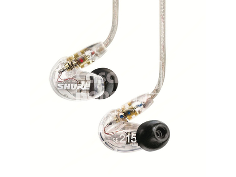 SE215CL IN EAR Shure Auriculares Intraurales