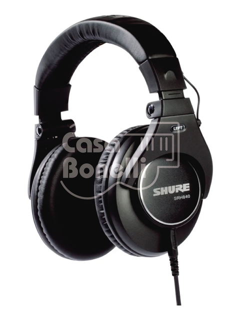 SRH-840 Shure Auriculares Pro