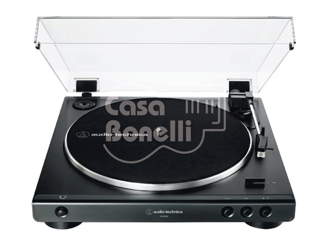 AT-LP60XBK Audio Technica Bandeja Giradiscos