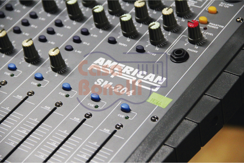 SM-204 Consola American Pro 20 canales