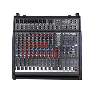 Mixer Potenciada Phonic POWERPOD 1860 PLUS