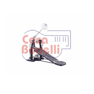 Pedal Simple de Bombo con Doble Cadena Lazer DPD-912