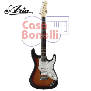 Guitarra Electrica Aria 714 STD
