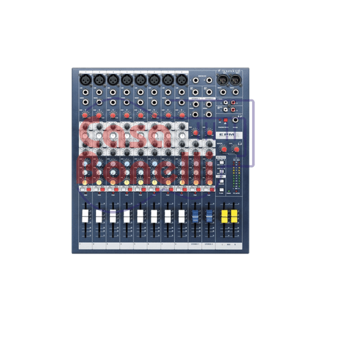 MIXER 8 CANALES SOUNDCRAFT  EPM-8