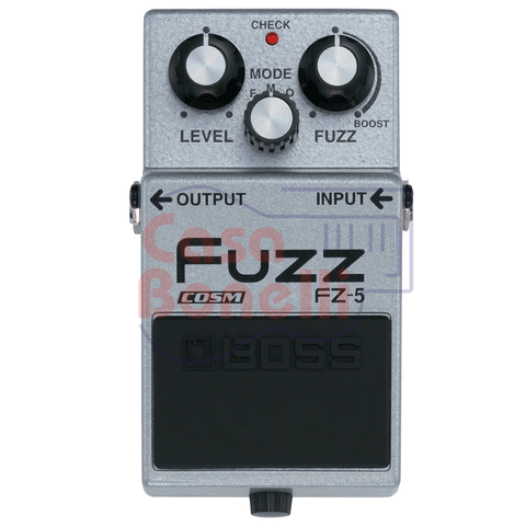 Pedal de Efecto Fuzz-Distorsion Boss FZ5