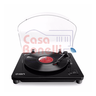 Bandeja Giradiscos ION BLUETOOTH/USB Air LP