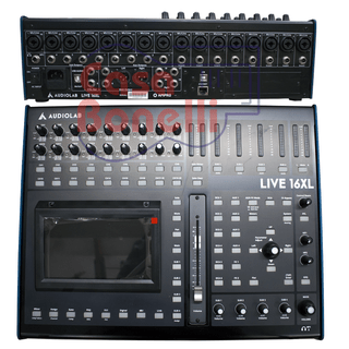 Mixer Digital de 20 canales  Audiolab Live 16XL