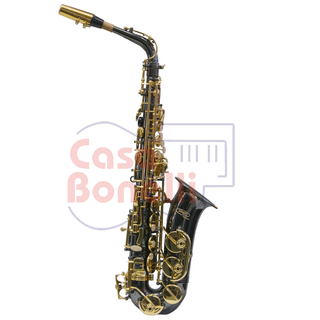 Saxo AltoDeluxe Black Lincoln LCAS 660FA