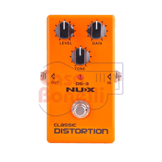 Pedal de Efecto NUX Distorsion DS-3