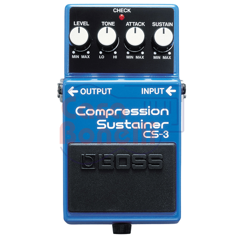 Pedal de Efecto Compresor Boss CS3