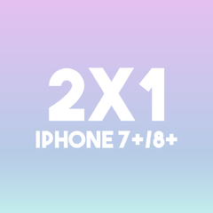 Promo 2x1 Iphone 7/8 plus