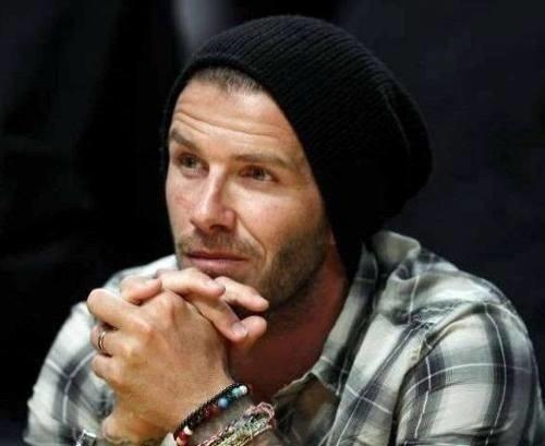 ... Unissex    Touca Lã Gorro Beanie David Beckham Zac Efron Justin. Oferta e47166e6b74