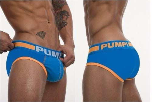 Cueca Pump Hip Brief Estilo Andrew Christian Aussiebum Underwear