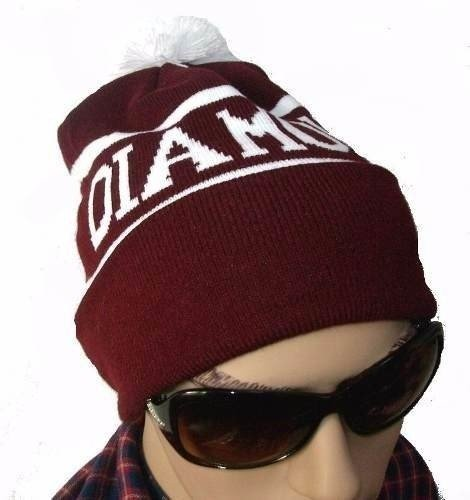 Touca Gorro Beanie Supply Diamond Pompom Skate Hip Hop - comprar online