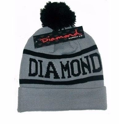 Imagem do Touca Gorro Beanie Supply Diamond Pompom Skate Hip Hop