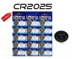 Bateria Lithium 3V - P/ Eletrônicos - Cartela Com 5 Unidades