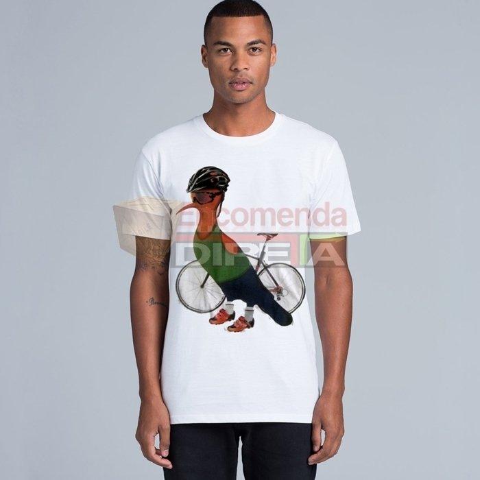 4704f082b6 ... Camiseta Reserva Pica Pau Bike Masculina Branca. Oferta