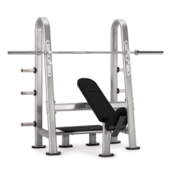 Star Trac - Olympic Incline Bench