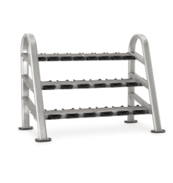 Star Trac - Dumbell Rack 10-Pair/3 Tier