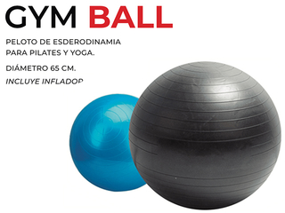 PILATES GYM BALL - ESFERA PILATE-YOGA PRO en internet