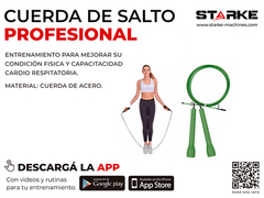 SOGA SALTO PROFESIONAL - SPEED ROPE - PRO - comprar online