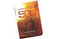 Livro O sequestro do sol - Geraldo Magela