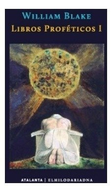 WILLIAM BLAKE LIBROS PROFETICOS MAGIA LIBROS