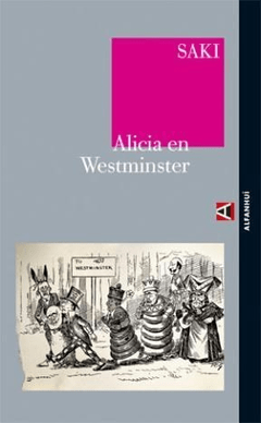 ALICIA EN WESTMINSTER (9788493726904)
