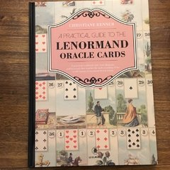 A PRACTICAL GUIDE TO THE LENORMAND ORACLE CARDS (9788865275603)