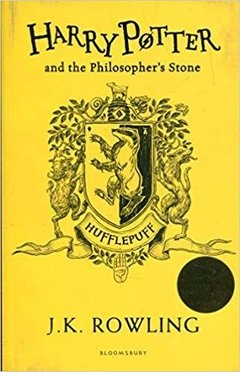 HARRY POTTER AND THE PHILOSOPHER'S STONE (HUFFLEPUFF) (9781408883792)