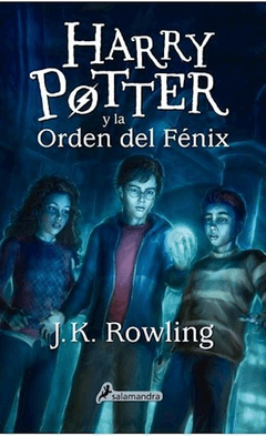 HARRY POTTER Y LA ORDEN DEL FÉNIX (9788498380217)