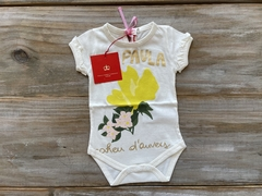 Paula Cahen D'anvers | BODY FLORINDA BABY GIRLS